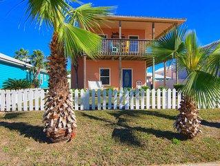 3/3 private home! Over 1000 sq ft of decks! Community Pool! Beach Boardwalk!