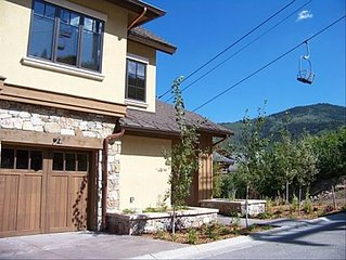 Brand New 4 BR/4.5 BA +Loft Ski in/Ski Out - Park City, ~UT~