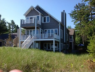 Private Sleeping Bear/ Lake Michigan 4bd/3BA - Glen Arbor