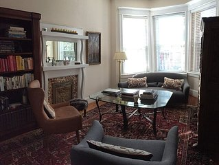 Luxury/Historic Rowhouse In Dupont Circle Close To White House And Metro