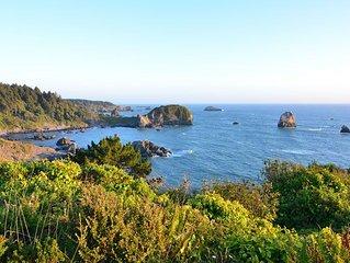 Elegant Ocean View Suite * Whale Rock is your Romantic Vacation Getaway
