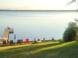 "Fish Tale Cove: ""Discover the Finger Lakes Region at Cayuga Lake"""