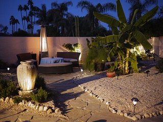 Tennis & Coachella: Available Mar 7 - 16, & April. Private House in Indian Wells