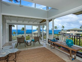 Kapalua Bay Villa Gold Ocean Views from Every Room!
