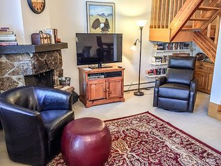 Ptarmigan #24 - lovely 2 bed + loft townhome in West Vail