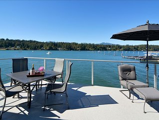 Relax & Vacation on the Hood Canal
