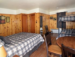 Pronghorn Room at The Black Bear Inn