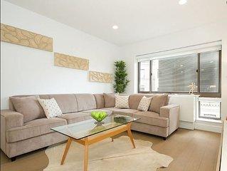 Ultra Luxurious Designer Large Appartment- Top Floor- Fitness,Doorman,Terrace