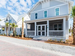 30A Prominence S.–New Luxury Dog-Friendly Home, 2 Masters (1 on main), sleeps 11