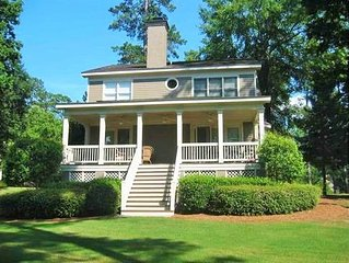 Golf Cottage in Reynolds Plantation~Trails/Beach Access~