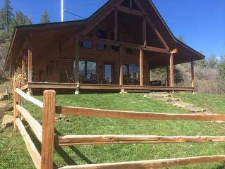110 ac Mountain Paradise with fly fishing creek