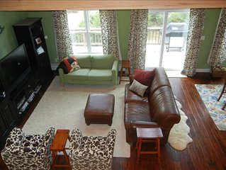 Will View Chalet-3.5 beds 2.5 baths ONLY 2 miles to Sunday River
