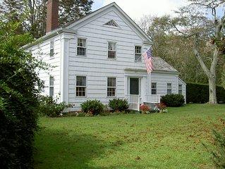 Historic Bridgehampton Farmhouse