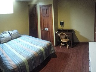 Come stay in the heart of Oneonta