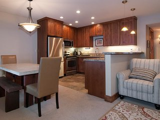 Beautiful Condo In The Heart Of Squaw Valley