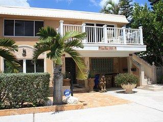 NEW Beach Penthouse Villa N. Ocean Blvd. Ocean 100 Ft.