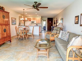 Condo #239 Right at the Beach, Nicely Updated 'Solid Gold Value' Maui Revealed