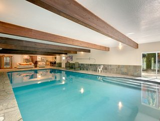Newly Remodeled With Large Indoor Pool - Lake, Casinos, South Tahoe's Best!!