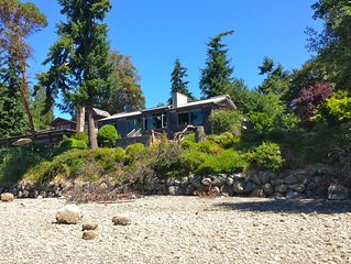 Bainbridge Island Beach House - Agate Pass Waterfront