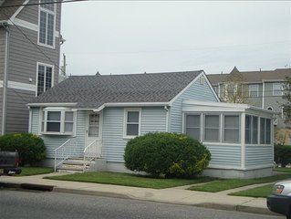 Cape May Bungalow Cottage - Perfect Location Close to Beaches & Shops!