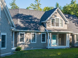 Oceanfront Home On Quahog Bay, Great Island, Harpswell