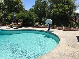 Private Pool 'Home Away from Home' for Southern California Adventures!