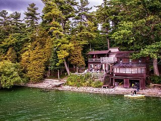 Unique One Of A Kind Waterfront Cottage