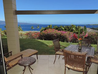 Kapalua Ridge Villa Gold! Enchanting, Fresh, Contemporary