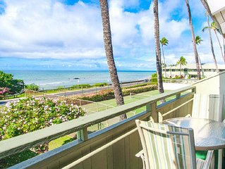 Awesome location, one bedroom, one bath condo, THE SHORES OF MAUI, #223, across