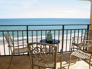 Oceanfront 4 bedroom 3 bath Beautifully decorated with an outdoor pool, WIFI an
