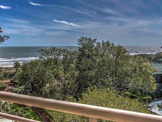 3528 Villamare - Oceanview and Fully Upgraded/Renovated -  5th Floor Villa.