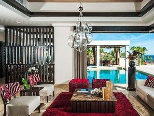 Pamper yourself at Villa Renata
