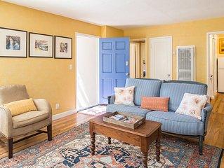 Carmel Cottage for Art Lovers