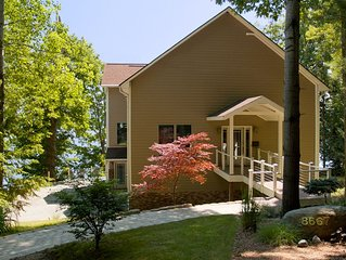 """The Lily Pad: """"Absolutely Stunning Cayuga Lake House!"""""""