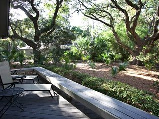 Ranch Style Home with Wooded View in Sea Pines