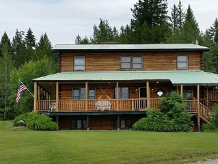 Montana Homestead becomes yours while you are visiting Glacier National Park.
