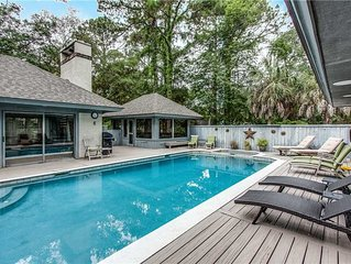 Awesome Home with Gourmet Kitchen, Upgrades Throughout & Private Pool - 5 Minut