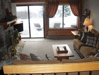 Sunridge/7Springs: SKI IN/SKI OUT, ski from deck