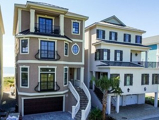 New Oceanfront Home w/Chefs Kitchen& AMAZING VIEWS! Ask how to save 15-25%!