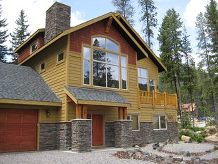 Spectacular mountain home!