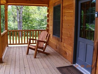 Lost River Cabin Amazing Log Cabin 2 Bedrooms and 2 Baths with Outdoor Hot Tub