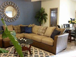 Affordable Luxury 2 bd/1 ba near beach!