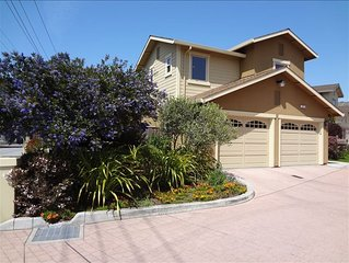 Monterey vacation home centrally located for all!!!