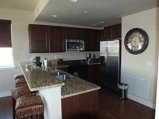 Upscale Downtown Condo with Garage and Bicycles