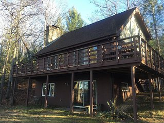 Newly updated Birchwood Cottage on all-sports Big Bear Lake