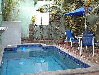 Casa Bonita 2 blocks From The Main Street Of Calle Calzada