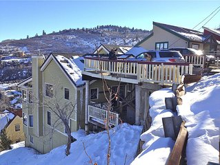 Ski In/OUT. Twin home Slps 23-24 on Park City Mt