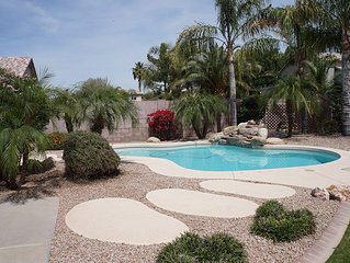 Fully Furnished Vacation Rental In Golf Community! Chandler Arizona * 3 Bedroom*