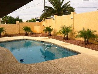 3 Bd/2 Ba Pool Home W/Garage & RV Parking
