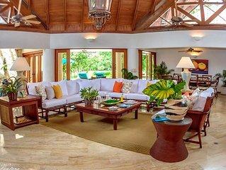 Super Summer Rates For Our Beautiful Casa de Campo Luxury Villa